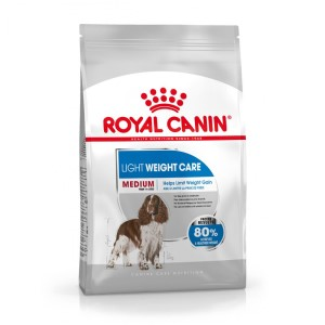 croquettes royal canin medium light weight care pour chien. Black Bedroom Furniture Sets. Home Design Ideas